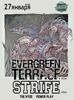Evergreen Terrace + Strife