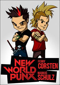 New World Punx: Markus Schulz & Ferry Corsten