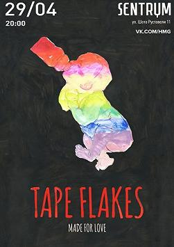 Tape Flakes