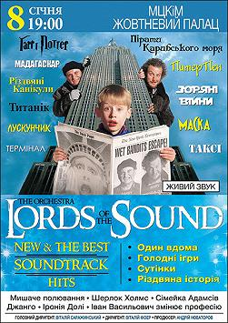 "Lords of the Sound ""New & the Best Soundtrack Hits"""